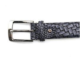 REHAB Belt Brick Dark Grey