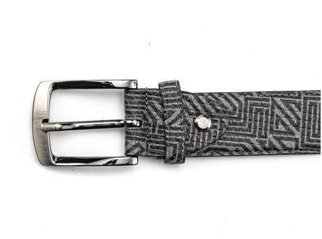 Belt Labyrinth Black-Dark Grey