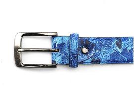 REHAB RIEM FRED SUNFLOWER BLUE