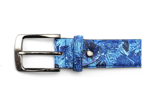 REHAB BELT FRED SUNFLOWER BLUE