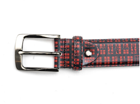 REHAB BELT FRED RED LIGHT RED-NAVY