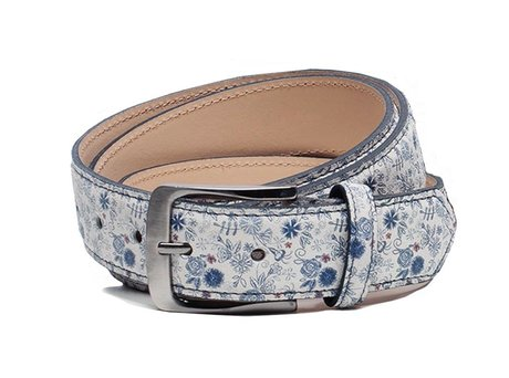 REHAB RIEM FRED WILD FLOWERS WHITE-BLUE