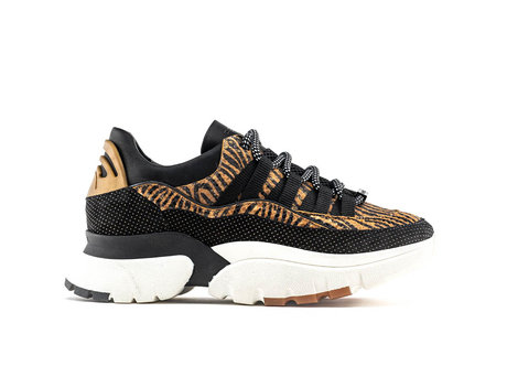 REHAB SYLVIA SAFARI BROWN-BLACK