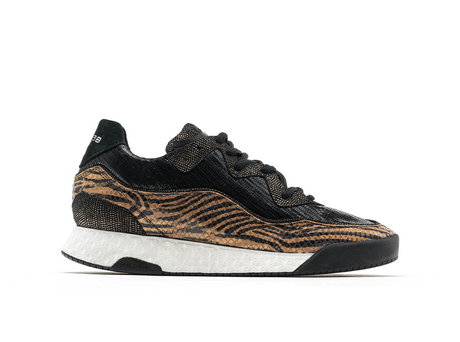REHAB ALEXA SAFARI BLACK-BROWN
