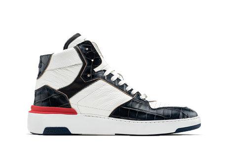 Razer Tmb Crc | Wit-blauwe sneaker