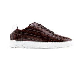 Rehab Brown Sneakers Tygo Croco