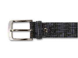 REHAB Belt Weave Pts 420 Dark Blue