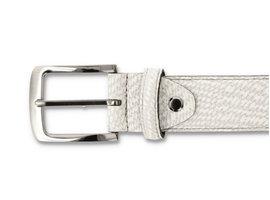 REHAB Belt Sparkle Grey