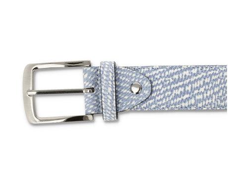 REHAB Belt Sparkle Blue