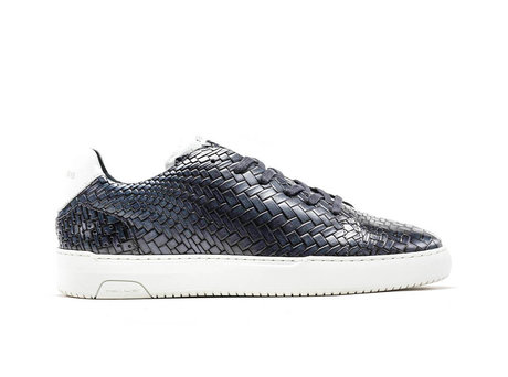 Rehab Donker Grijze Sneakers Teagan Brick