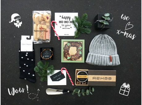 REHAB X-MAS GIFTBOX MEN 75