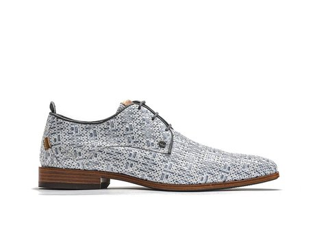 Grey Business Shoes Greg Weave