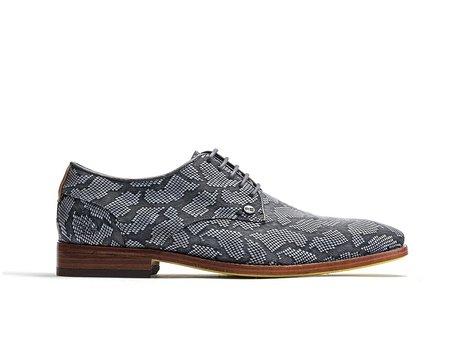 Grey Business Shoes Brad Cloud
