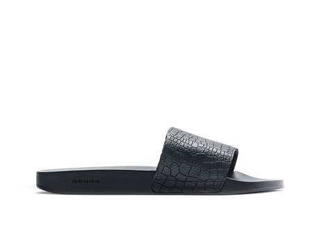 Billy Crc Tmb | Zwarte slipper