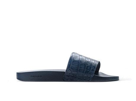 Billy Crc | Blauwe slipper