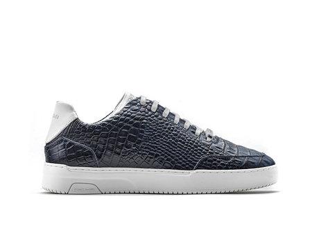 Rehab Black Sneakers Tygo Croco 121