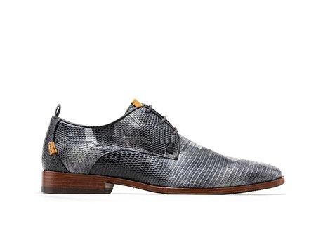 Greg Liz Army  | Black Business Shoes