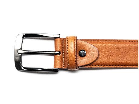 Belt Soft Basic Cognac