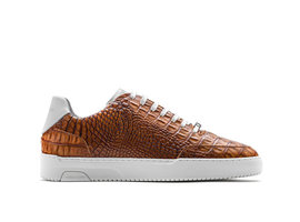 Rehab Brown Sneakers Tygo Croco 121