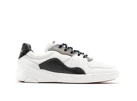 Rehab Rico Basic | Zwart-witte Sneakers