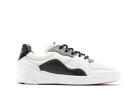 Rehab Schwarz  Weiße Sneakers Rico Basic
