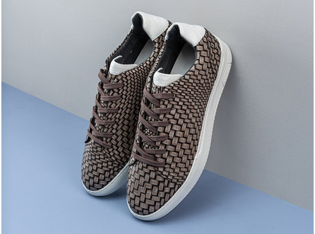 Rehab Taupe Sneakers Teagan Brick
