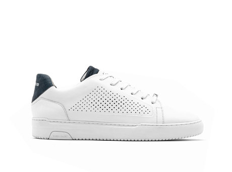 Rehab Blauwe Witte Sneakers Tiago Prf