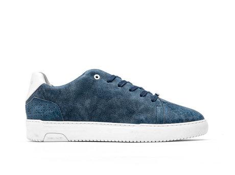 Teagan Vintage | Blauwe sneakers