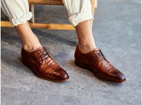 Rehab Brown Business Shoes Brad Crc 121