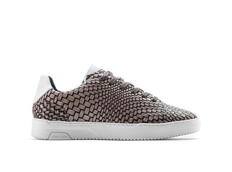Teagan Brick  | Taupe sneakers