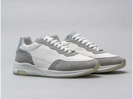 Rehab Grey White Sneakers Horos