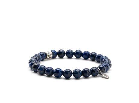 REHAB Armband Lapis Lazuli Blue