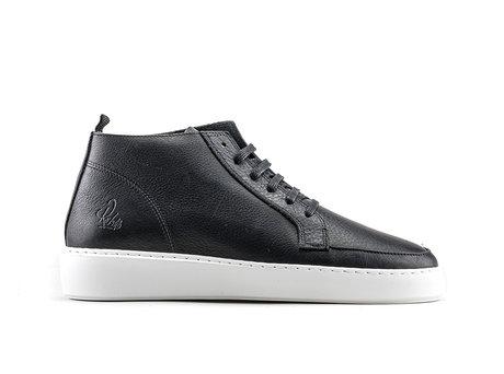 Tyler Tmb | Hoge zwarte sneakers