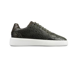 Tygo II Crc | Donkergroene sneakers