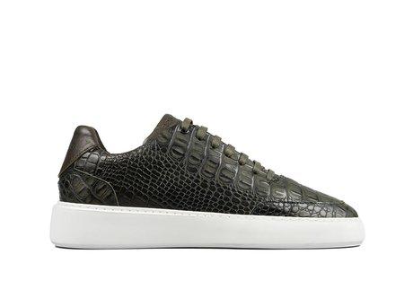 Tygo II Crc | Dunkelgrüne sneakers