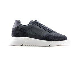 Horos II Liz | Dark blue sneakers