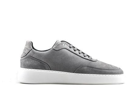 Taylor Nub | Donkergrijze sneakers
