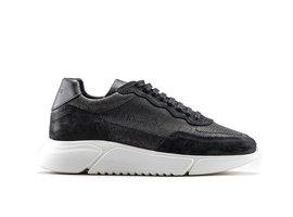 Horos II Liz | Schwarze sneakers
