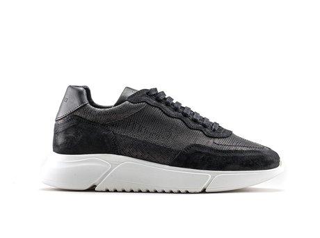 Horos II Liz | Zwarte sneakers