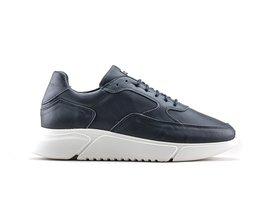 Hedley   Donkerblauwe sneakers