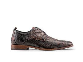 Greg Tiger   Bruine nette schoenen