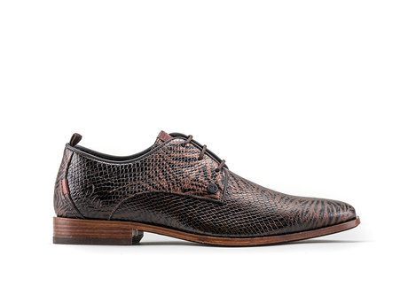 Greg Tiger | Brown business shoes
