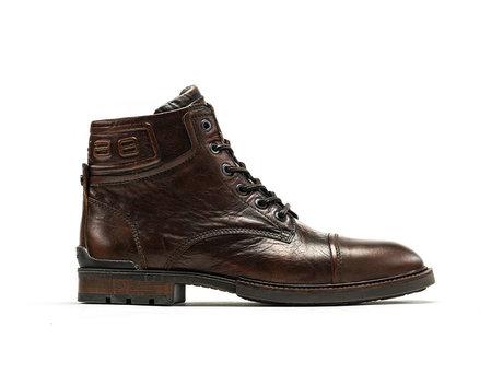 Kenyon Vintage   Hoge bruine boots