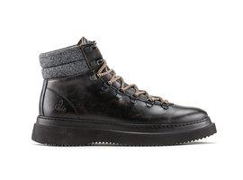Murray Lthr   Brown boots