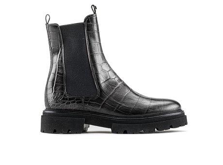 Kaatje Crc | Schwarze chelsea boots