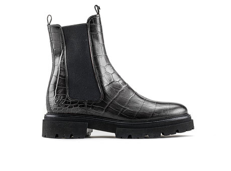 Kaatje Crc   Zwarte chelsea boots