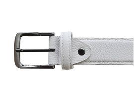 REHAB Belt Tmb White