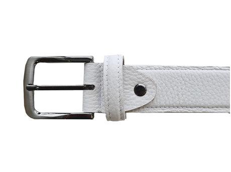 Belt Tmb White
