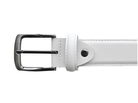 Belt Calf White
