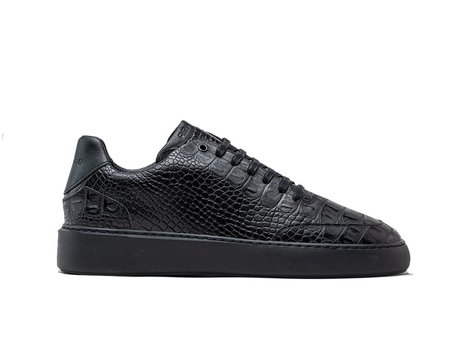 Tygo II Bo Crc | Zwarte sneakers